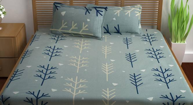Drake Bedsheet (King Size) by Urban Ladder - Front View Design 1 - 342058