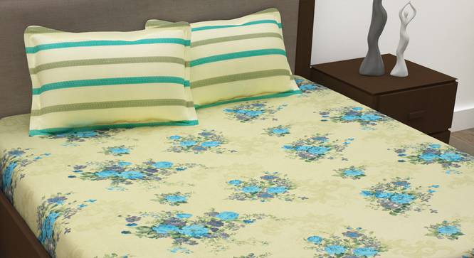 Ford Bedsheet (King Size) by Urban Ladder - Design 1 Full View - 342087