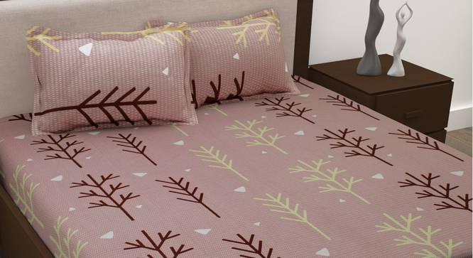 June Bedsheet (Queen Size) by Urban Ladder - Design 1 Full View - 342121