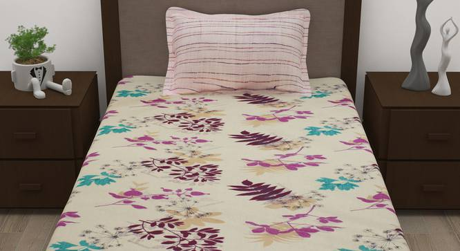 Orion Bedsheet (Single Size) by Urban Ladder - Front View Design 1 - 342160