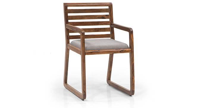 Hawley Study Chair (Teak Finish) by Urban Ladder - Cross View Design 2 - 342284