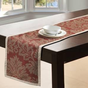 Cyprien Table Runner by Urban Ladder - Design 1 Half View - 343345