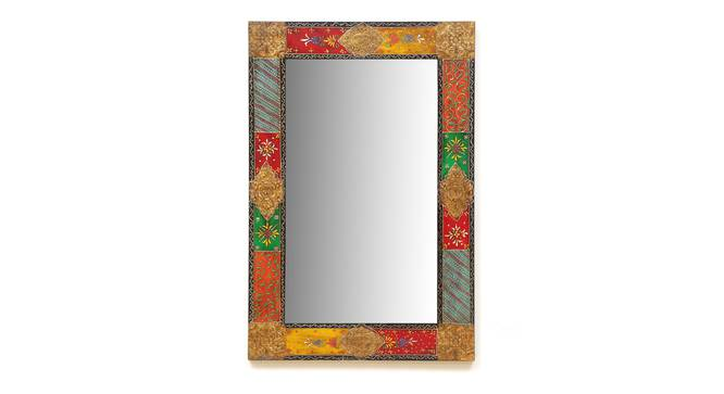 Reflections Wall Mirror by Urban Ladder - Front View Design 1 -