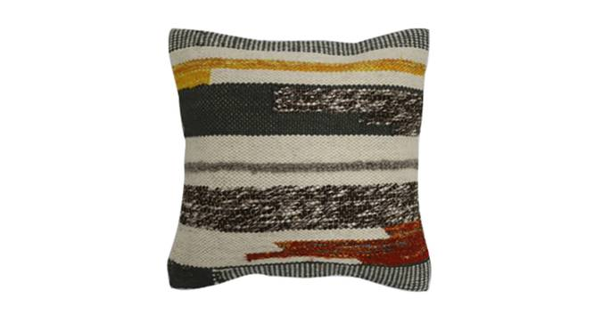 """Melvin Cushion Cover (56 x 56 cm  (22"""" X 22"""") Cushion Size) by Urban Ladder - Front View Design 1 - 348857"""
