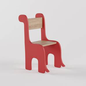 Barney Infant Chair By Boingg! (Red, Matte Finish) by Urban Ladder - Design 1 Top Image - 349013