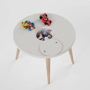 Frisbee Play Table By Boingg! (White, Matte Finish) by Urban Ladder - Design 1 Top Image - 349280