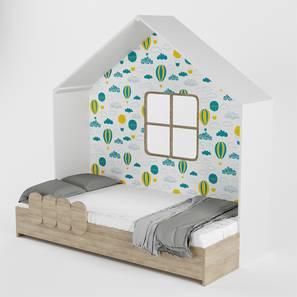 Little hut bed oak 5 lp