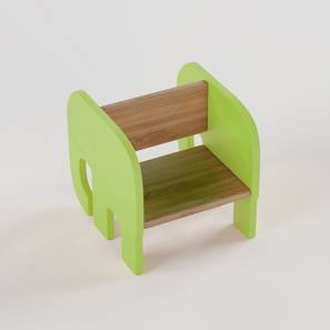 Manny Infant Chair By Boingg! (Green, Matte Finish) by Urban Ladder - Design 1 Top Image - 349411