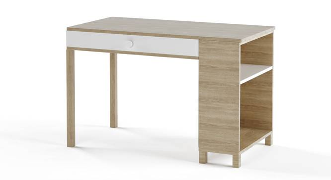 School days Study Table By Boingg! (Matte Finish) by Urban Ladder - Design 1 Side View - 349724