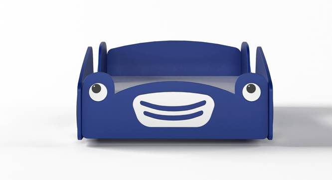 Street Car Bed By Boingg! (Blue, Matte Finish) by Urban Ladder - Front View Design 1 - 349799