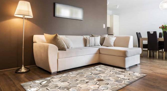 "Celyn Rug (Rectangle Carpet Shape, 244 x 152 cm  (96"" x 60"") Carpet Size) by Urban Ladder - Design 1 Full View - 350207"