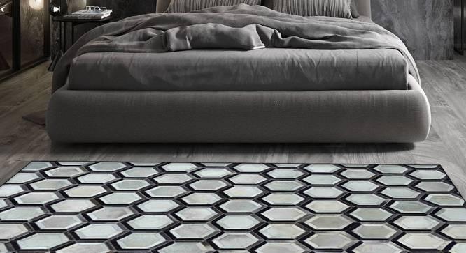 "Izara Carpet (Rectangle Carpet Shape, 122 x 183 cm  (48"" x 72"") Carpet Size) by Urban Ladder - Design 1 Full View - 350403"