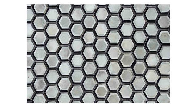 """Izara Carpet (Rectangle Carpet Shape, 244 x 152 cm  (96"""" x 60"""") Carpet Size) by Urban Ladder - Front View Design 1 - 350429"""