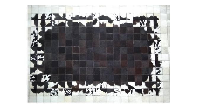 "Bloom Rug (Rectangle Carpet Shape, 244 x 152 cm  (96"" x 60"") Carpet Size) by Urban Ladder - Front View Design 1 - 350534"