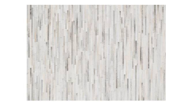 "Otrix Rug (Rectangle Carpet Shape, 91 x 152 cm  (36"" x 60"") Carpet Size, Natural) by Urban Ladder - Front View Design 1 - 350627"