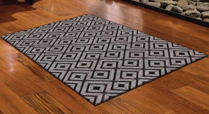 "Corvell Carpet (Rectangle Carpet Shape, 244 x 152 cm  (96"" x 60"") Carpet Size) by Urban Ladder - Design 1 Full View - 350809"