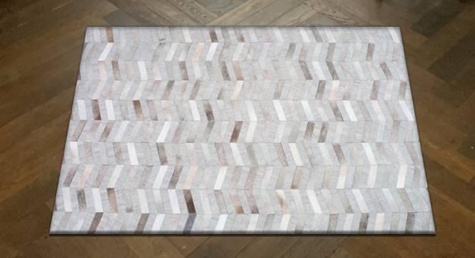 "Dangy Rug (Rectangle Carpet Shape, 91 x 152 cm  (36"" x 60"") Carpet Size) by Urban Ladder - Design 1 Full View - 350812"