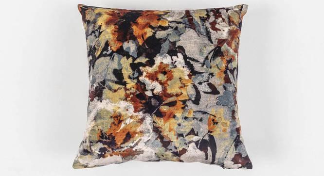"Floris Cushion Cover (50 x 50 cm  (19"" X 19"") Cushion Size) by Urban Ladder - Front View Design 1 - 351022"