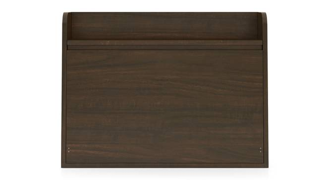Grisham Wall Mounted Study Table (Californian Walnut Finish) by Urban Ladder - Front View Design 1 - 351369