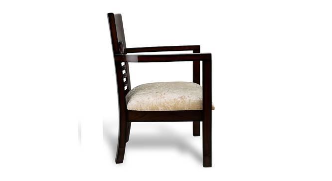 Ben Bedroom Chair (Brown) by Urban Ladder - -