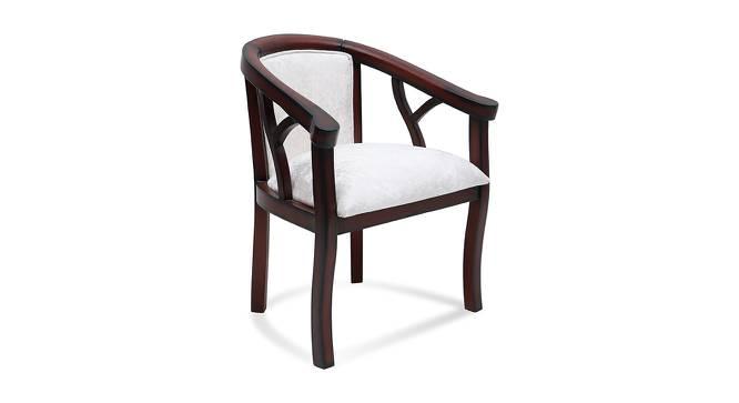 Denzel Bedroom Chair (Brown) by Urban Ladder - -