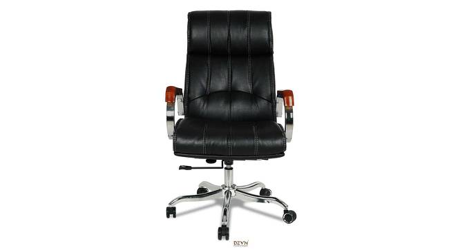 Ford Office Chair (Black) by Urban Ladder - -