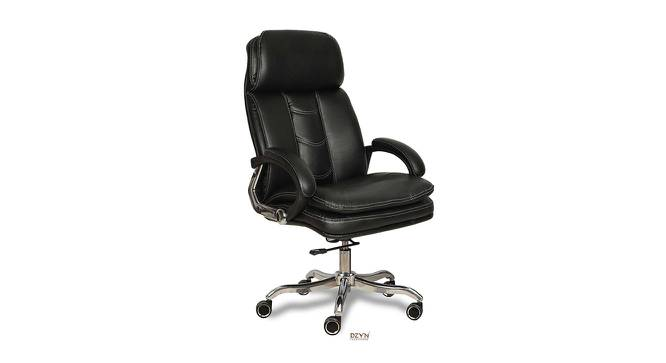 George Office Chair (Balck) by Urban Ladder - -