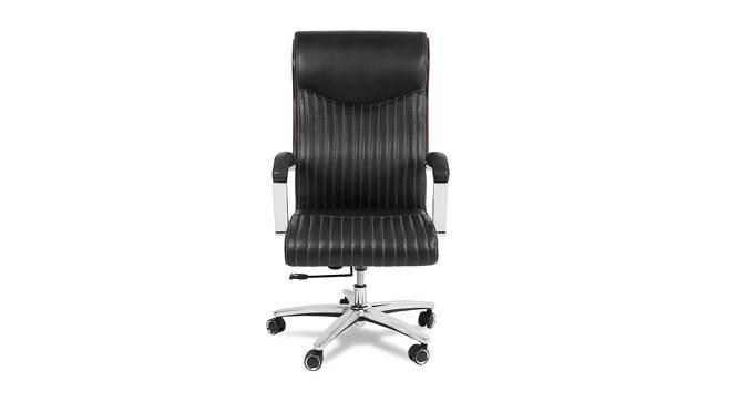 Graham Office Chair (Black) by Urban Ladder - -