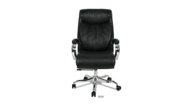Henry Office Chair (Black) by Urban Ladder - -
