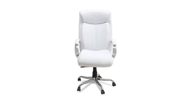 Herman Office Chair (White) by Urban Ladder - -