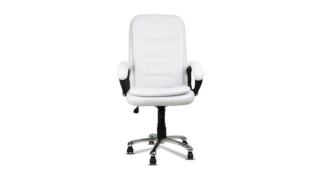 James Office Chair (White) by Urban Ladder - -
