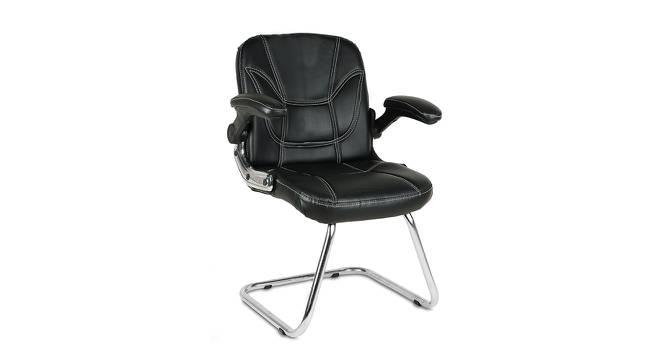 Manning Office Chair (Black) by Urban Ladder - -