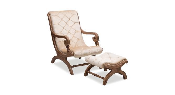 Matthew Rocking Chair (Gold) by Urban Ladder - -