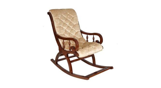 Philip Rocking Chair (Teak Gold) by Urban Ladder - -
