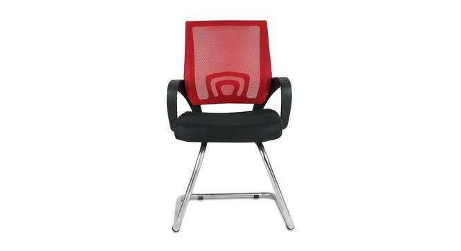 Raice Office Chair (Red) by Urban Ladder - -