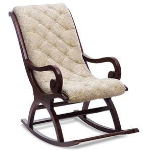 Robin Rocking Chair (Mahogany) by Urban Ladder - -