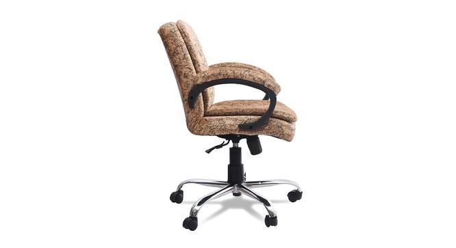Seaton Office Chair (Premium Beige) by Urban Ladder - -