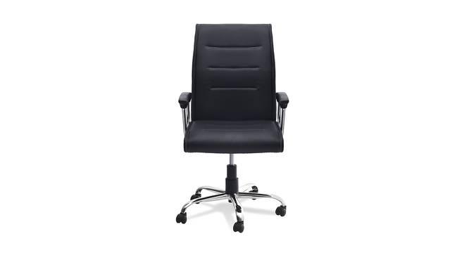 Shaunah Office Chair (Black) by Urban Ladder - -