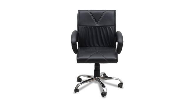 Townsend Office Chair (Black) by Urban Ladder - -