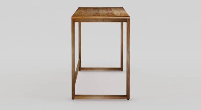 Christina Study Table (Teak, Matte Finish) by Urban Ladder - -