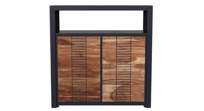 Blaze Sideboard (Matte Finish, DUAL TONE) by Urban Ladder - Cross View Design 1 - 354047