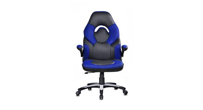 Allson Gaming Chair (Blue / Black) by Urban Ladder - -