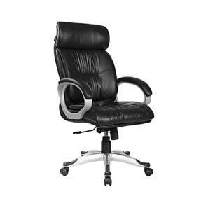 Arleena Executive Chair (Black) by Urban Ladder - -
