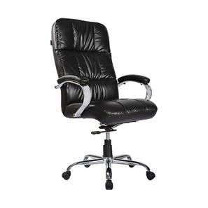 Burnis Executive Chair (Black) by Urban Ladder - -