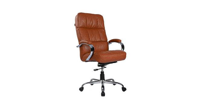Colley Executive Chair (Tan) by Urban Ladder - -