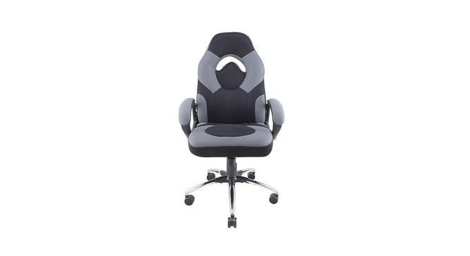 Kasy Gaming Chair (Grey / Black) by Urban Ladder - -
