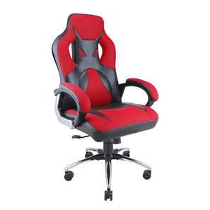 Trissa Gaming Chair (Red / Black) by Urban Ladder - -