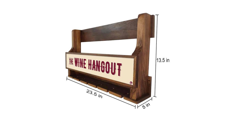 Eddy wine rack 6