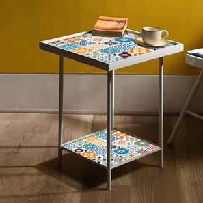 Eden Bedside Table (Multicolor) by Urban Ladder - Design 1 - 355599