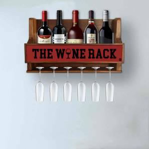 Leyton wine rack lp